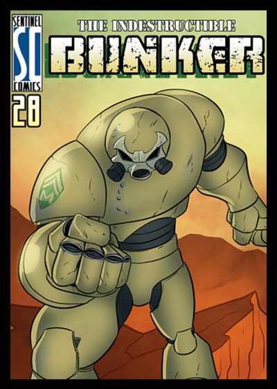 Bunker The Indestructible Foil Front.png