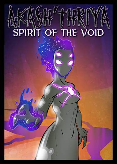 Akash'Thriya Spirit of the Void Foil Front.png